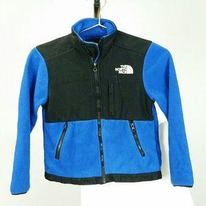 The North Face Boy's Fleece Zip Up Jacket